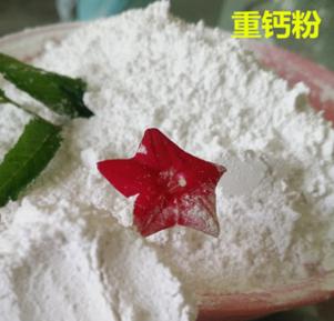 厂家供应重钙粉 纳米碳酸钙 重质碳酸钙 800目轻钙粉