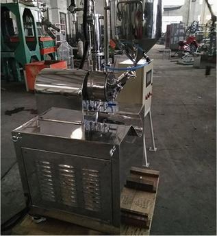 SMB/SMP型实验室纳米砂磨机