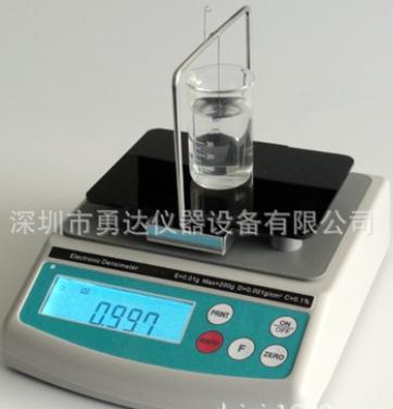 专用型液体比重(密度)浓度测试仪