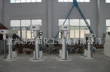 江苏厂家专业制造 乳胶漆分散机 高速分散机 涂料分散机