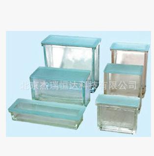 各种规格模压玻璃层析缸展开槽
