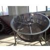 CPE专用大型沸腾床干燥机