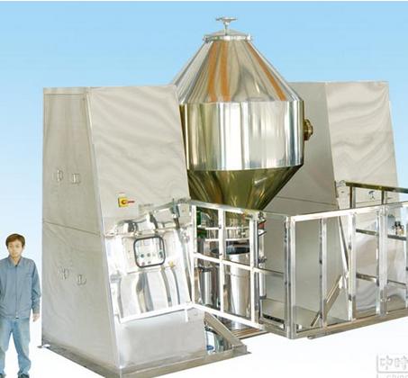 凌广工业 推智控型系统化粉体制程