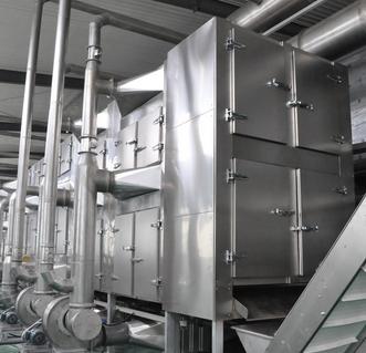 微波高温加热设备粉体行业的干燥应用