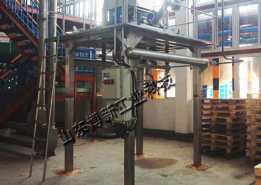 水泥吨包机、吨包秤山东厂家非标定制