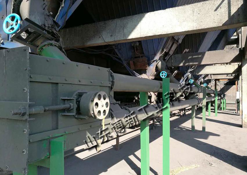 山东肥料管链式a提升机、管链式输送机作业原理