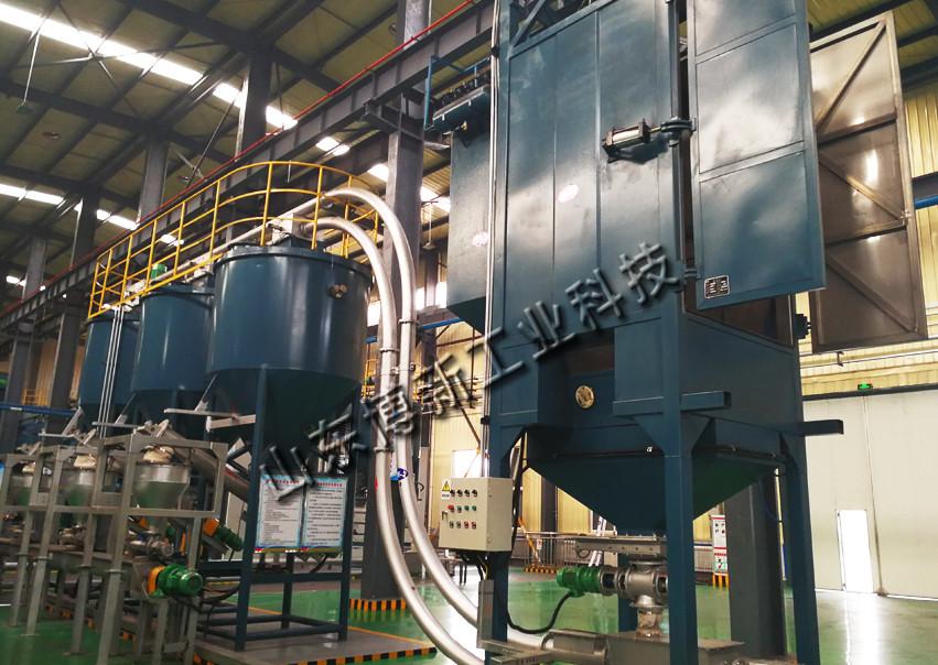 颜料吨袋破袋机、吨包破包机生产厂家