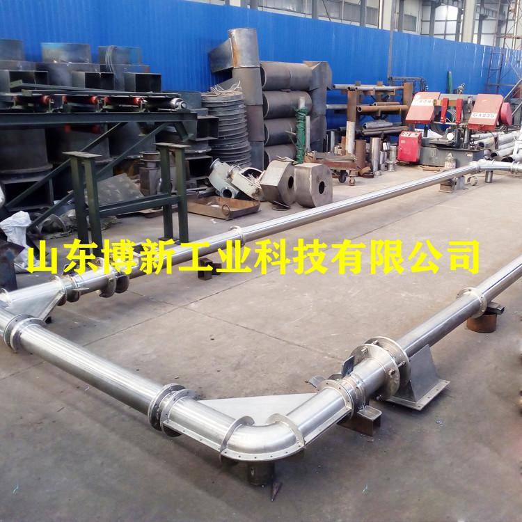 石粉管链式提升机、管链输送机制造商