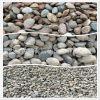 现货供应鹅卵石河卵石用于铁路公路桥梁 道路 混凝土骨料多领域