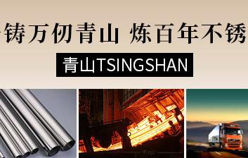 青山控股TSINGSHAN