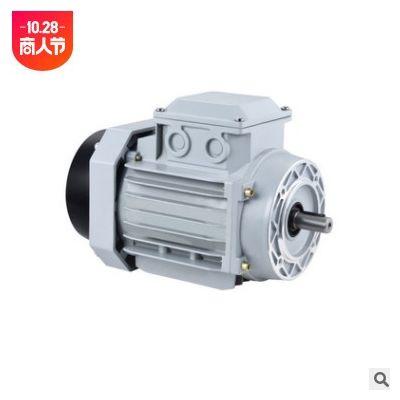 YS-7144-B3铝壳三相异步电动机 国标三相电机 750w三相异步电机